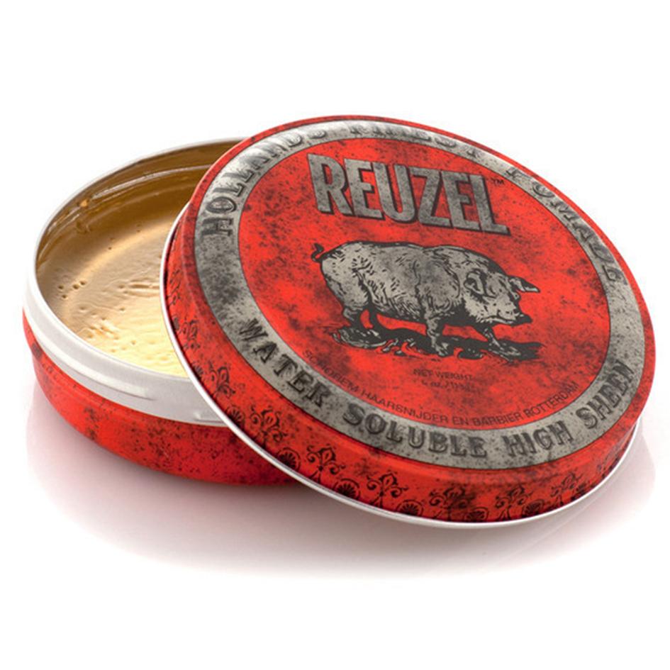 Reuzel Red Pomade 113 G De Cire A Base D 39 Eau Ebay