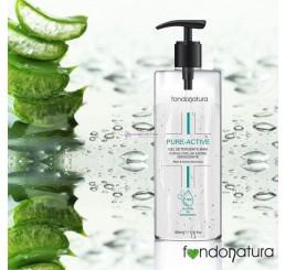 Fondonatura Pure Active Gel detergente mani 500ml