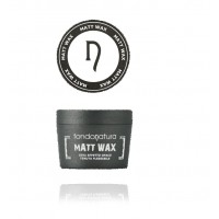 Fondonatura Matt Wax Cera Opaca 125 ml.