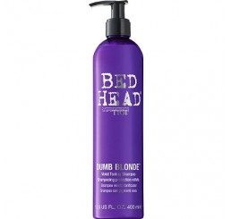 TIGI Dumb Blonde Violet Toning Shampoo 400ml