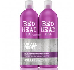 TIGI Fully Loaded Shampoo 750ml + Balsamo 750ml