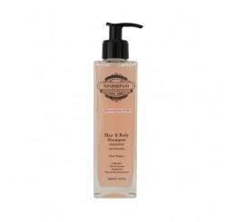 Fondonatura Hair & Body Shampoo Nutriente Pink Pepper 250ml