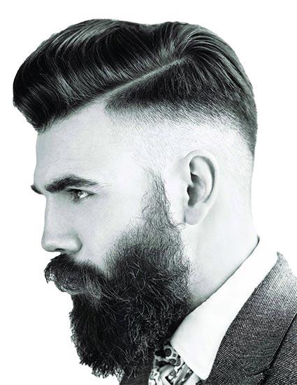 uomo barba capelli xevolutionhair