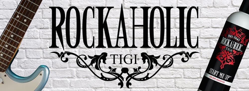 prodotti TIGI Rockaholic