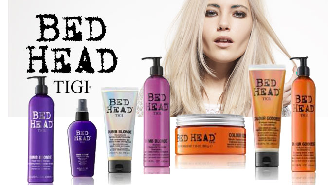 color care tigi bed head