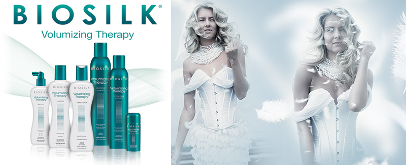 VOLUMIZING THERAPY Biosilk