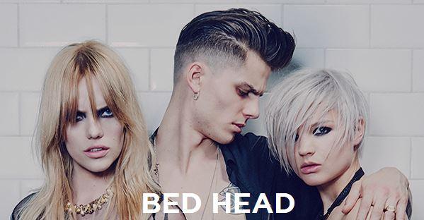 bed head tigi immagine capelli