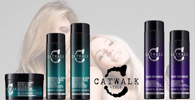 catwalk tigi prodotti