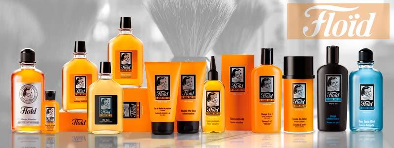 floid prodotti per la rasatura