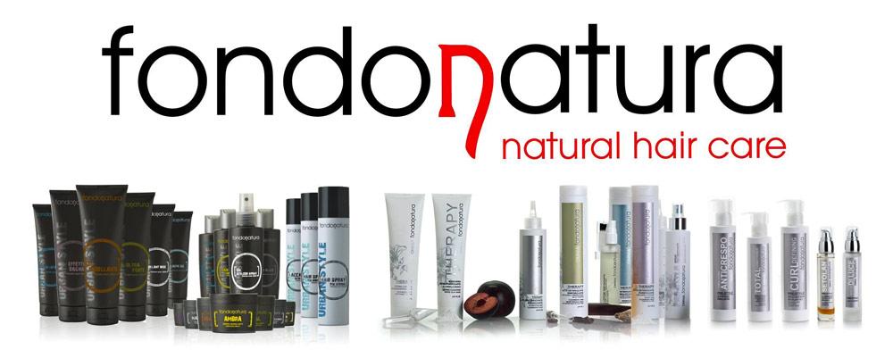 fondonatura prodotti per capelli