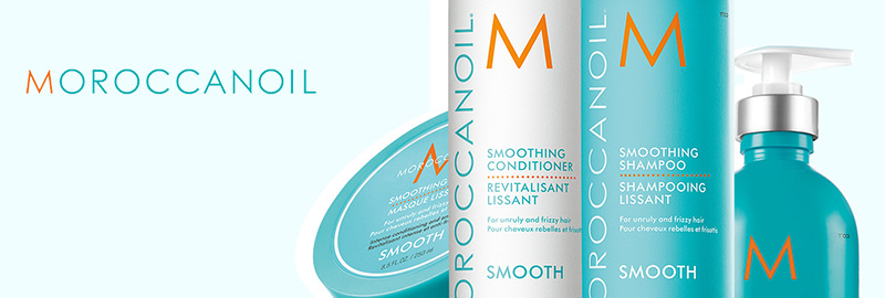 MOROCCANOIL SMOOTH banner