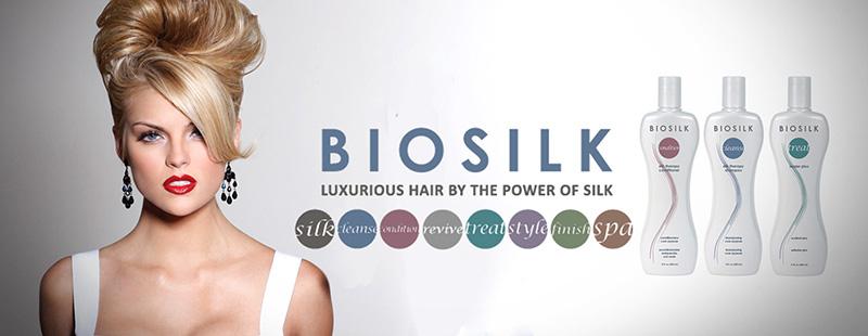biosilk banner