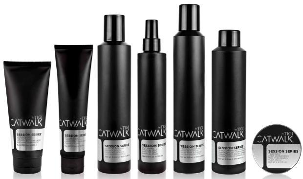 session series tigi catwalk