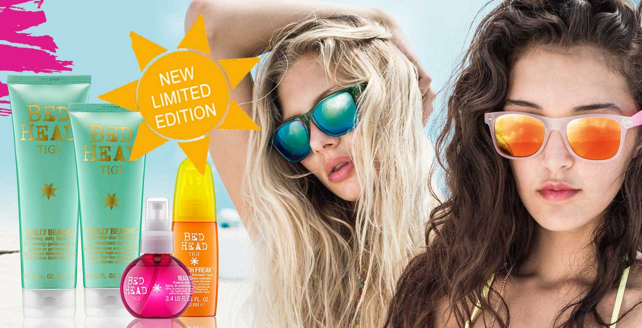 summer edition tigi