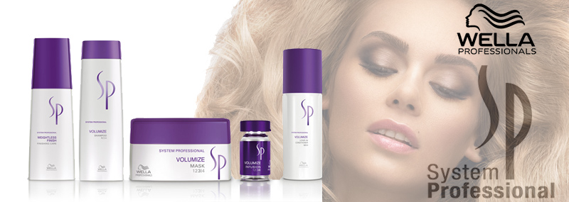 wella system professional volumize