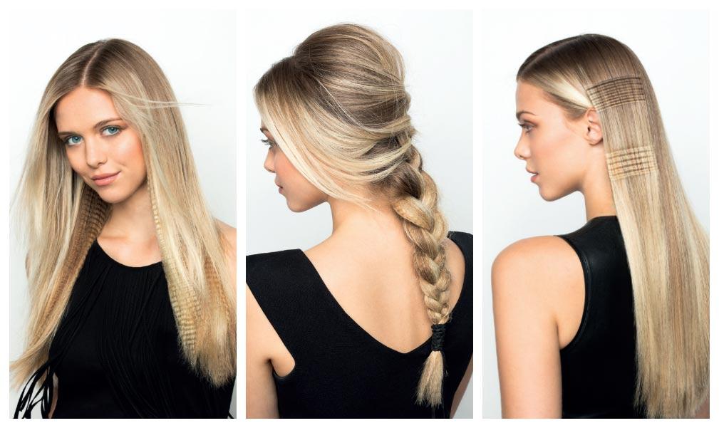 hair contur