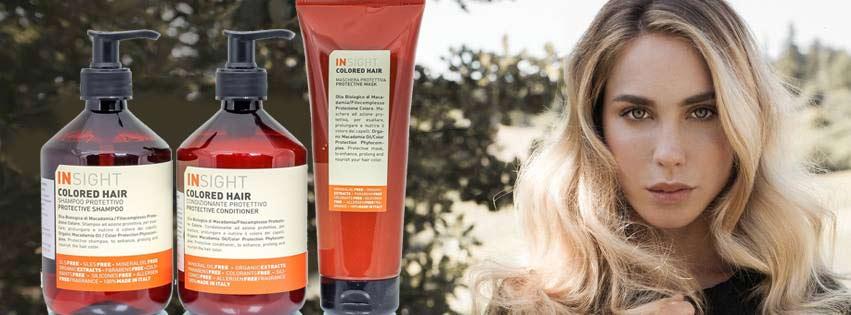prodotti insight capelli colorati