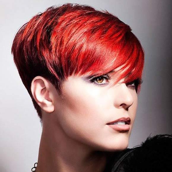 taglio-corto-sfilato-colore-rosso