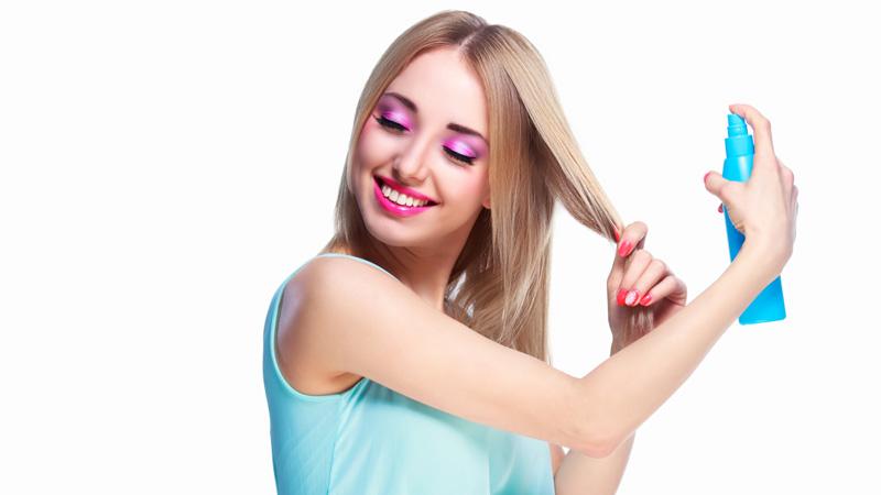 Termoprotettori per capelli
